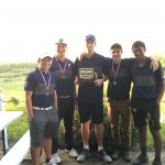 University High School Boys Varsity Golf finishes 1st place