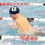 Boys Varsity Swimming beats Elwood Community 111 – 45; Roy Raz sets new school record