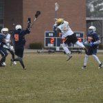 Coed Varsity Lacrosse beats William Henry Harrison High School – West Lafayette 16 – 13