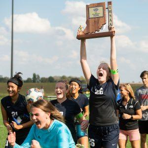 2018 Girls Soccer Sectional Championship
