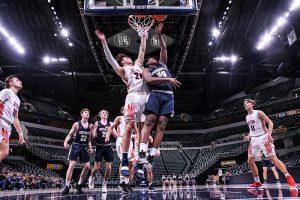 Photo Gallery – University Boys defeat Seton Catholic