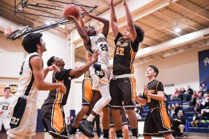 Photo Gallery – University Boys Junior Varsity defeats Speedway