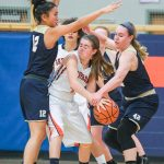 Girls Varsity Basketball beats International School Of Indiana 79 – 23