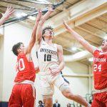 Boys Varsity Basketball beats Bethesda Christian School 58 – 41