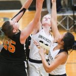 Girls Varsity Basketball beats Indiana School For The Deaf 80 – 39