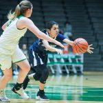 Girls Junior Varsity Basketball falls to New Castle 52 – 24