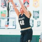 Girls Varsity Basketball beats Scecina Memorial 75 – 17