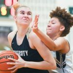 Girls Varsity Basketball beats Traders Point Christian Academy 90 – 11