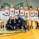 Girls Varsity Basketball beats South Putnam 64 – 43 at Monrovia Holiday Classic