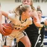 Girls Junior Varsity Basketball falls to Lebanon Senior 52 – 31