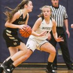 Girls Varsity Basketball beats Lebanon Senior 77 – 39