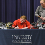 Pettinga Signs National Letter of Intent