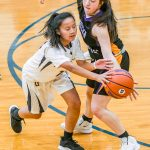 Girls Junior Varsity Basketball falls to Guerin 33 – 20