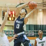 Boys Varsity Basketball falls to Pendleton Heights 64 – 58