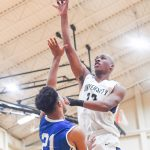 Boys Varsity Basketball beats Anderson Preparatory Academy 91 – 33
