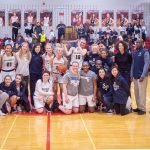 Photo Gallery - Girls Basketball Wins IHSAA Sectional 58 Championship