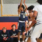 Photo Gallery - University Varsity Boys Defeat International