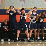 Boys Varsity Basketball wins big at ISI