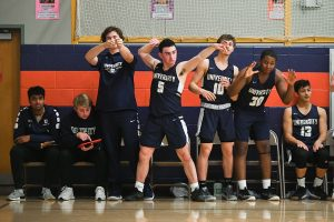 Photo Gallery – University Varsity Boys Defeat International