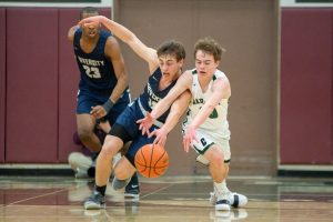 Photo Gallery – Boys Varsity Defeats Covenant Christian