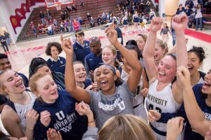 Photo Gallery – UHS Girls Defeat Greenwood Christian to Win IHSAA Regional