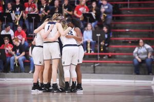 Photo Gallery – UHS Girls Defeat Jac-Cen-Del in Game 1 of IHSAA Regionals