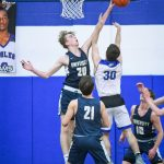 Boys Varsity Basketball beats Heritage Christian School 67 – 54