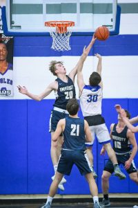 Photo Gallery – 1A #3 Boys Varsity defeats 2A #5 Heritage Christian