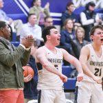 Boys Varsity Basketball beats PAAC Championship 40 – 32
