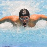 Keegan Priest Sets School Record at the State Meet