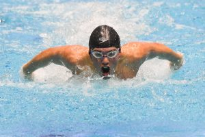 Photo Gallery – Keegan Priest Swims at State Prelims