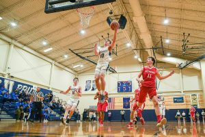 Photo Gallery – University Defeats Bethesda Christian – IHSAA Sectional 58