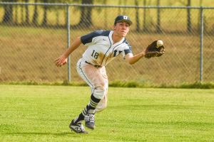 University Baseball @ Viking Classic (Day 1) – Photo Gallery