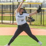 Girls Varsity Softball falls to Living Water Marlins 7 – 1
