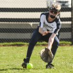 University Softball Loses Close Game to Eminence