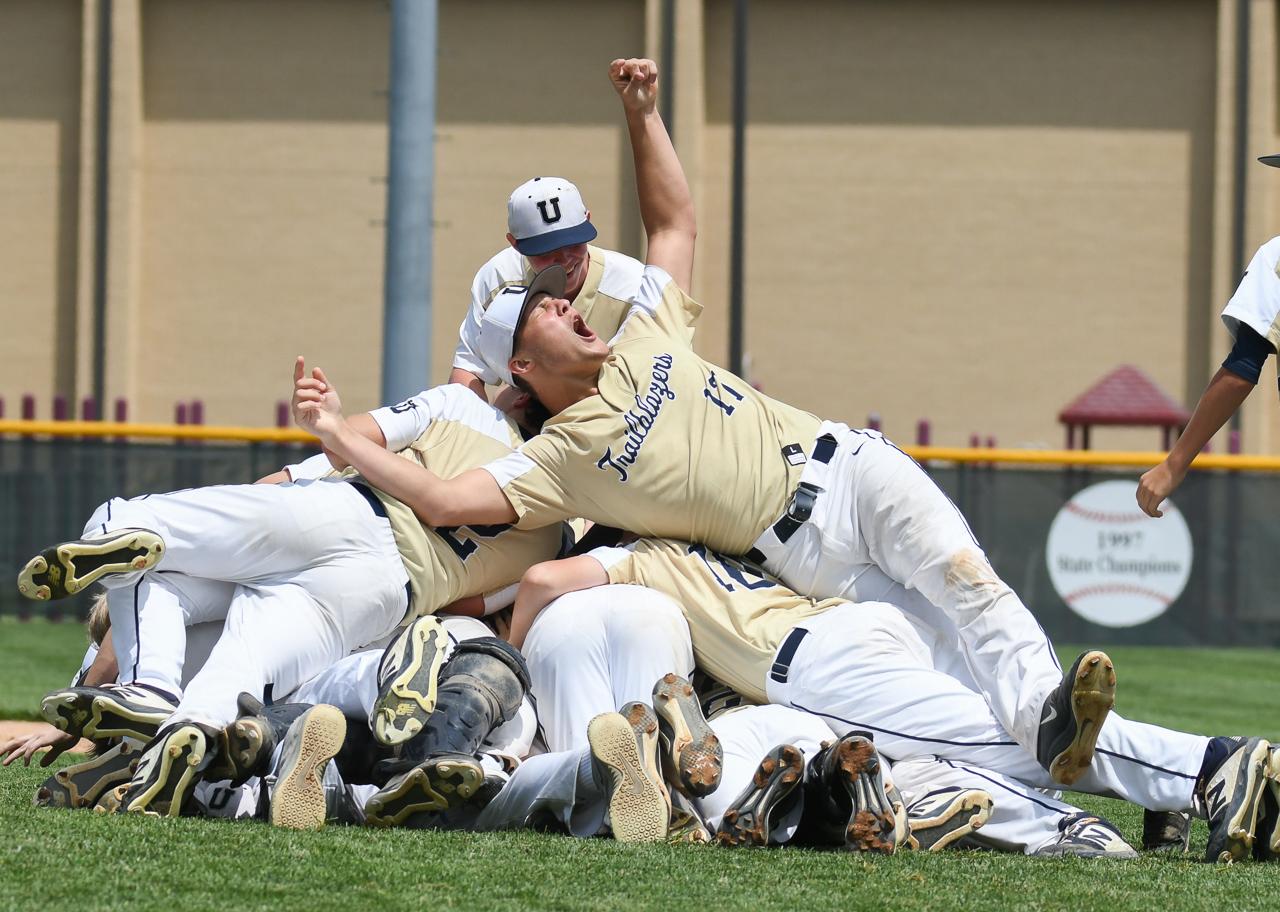 University Advances to 1A Baseball State Championship Game