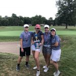 Williams' 72 leads Trailblazer girls golf to second straight Elwood Invitational title