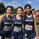 Girls Cross Country Has Strong Senior Showing in Small School Invitational