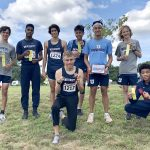 Boys Cross Country Finishes 4th in Large Field at Small School Invitational