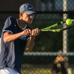 Photo Gallery - University vs Danville - Boys Tennis