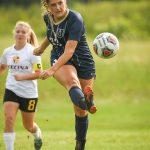 Girls Varsity Soccer beats Scecina Memorial 5 – 0