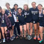 Girls Cross Country Team Gets Big Win at Sheridan Invitational