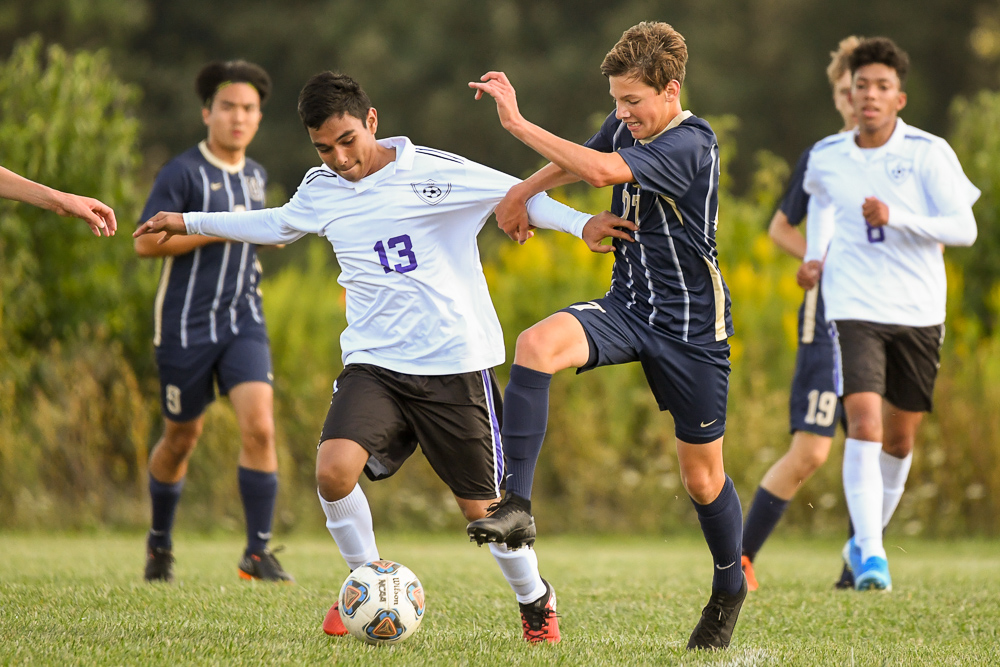 Soccer, Volleyball, Cross Country to Play Intramural Season This Fall