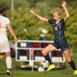 Girls Varsity Soccer beats International School Of Indiana 9 – 0