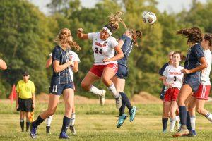 Photo Gallery – University vs Sheridan- Girls Varsity Soccer