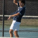 Photo Gallery - University vs Western Boone - Boys Tennis