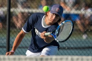 Photo Gallery – University vs Western Boone – Boys Tennis
