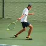 Photo Gallery - University vs Noblesville - Boys Tennis