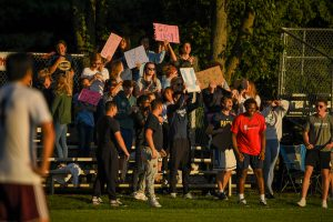 Photo Gallery – Boys Soccer vs Scecina (IHSAA Sectional Semi Finals)