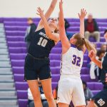 Girls Varsity Basketball beats Guerin 55 – 26